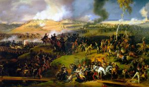 Borodino battle was the key battle of French-Russian war 1812