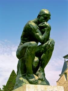 Rodin's The Thinker (1879–1889)