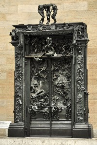 Rodin - The Gates of Hell, a monumental sculptural group